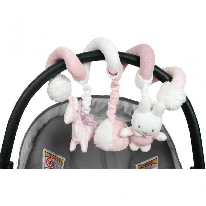 Espiral Miffy pink