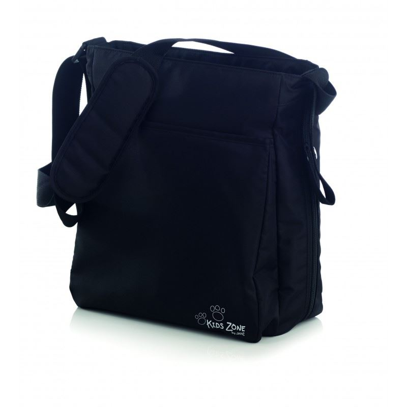 Bolso Square Bag Negro de Jane