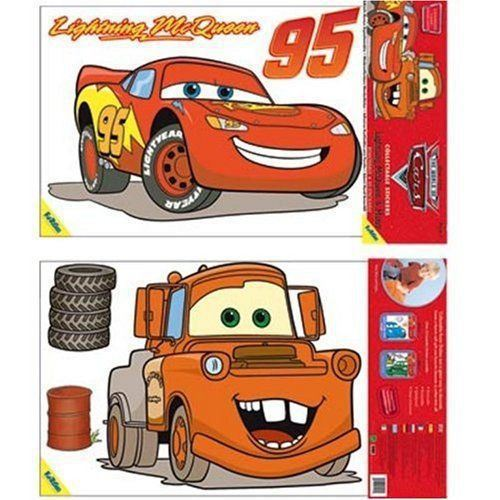 pegatinas o stickers disney cars