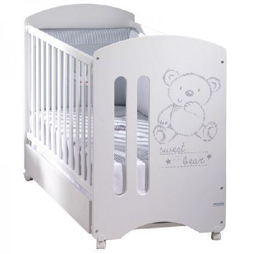 Cunas de madera para tu bebe
