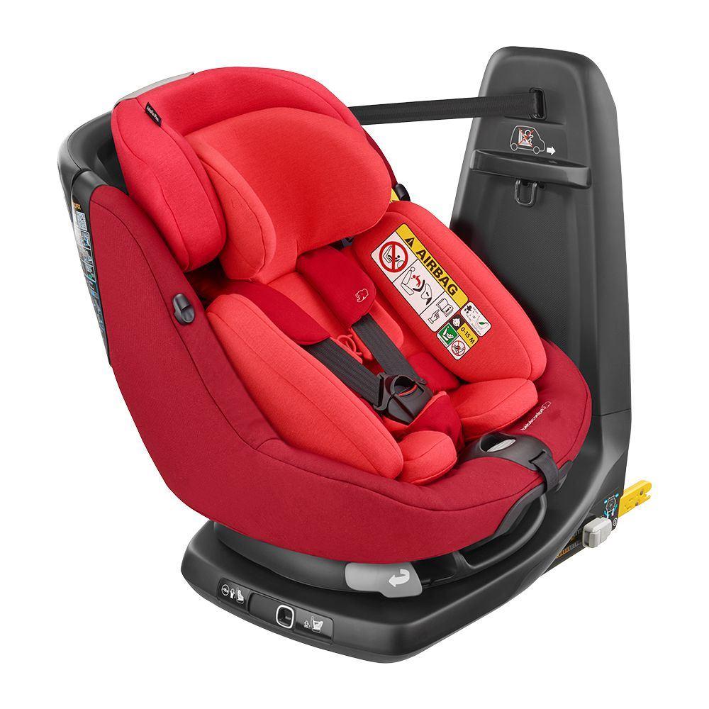 Silla de auto AxissFix Plus Vivid Red