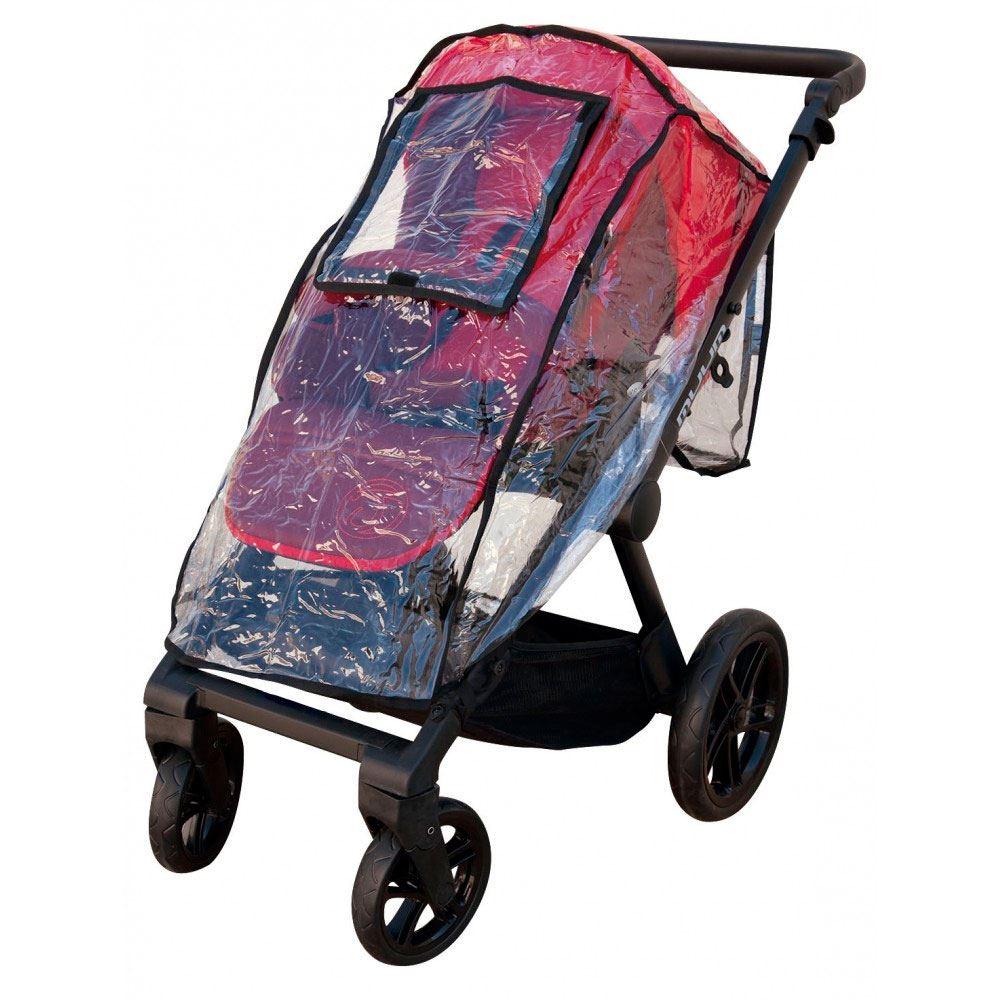 Plástico de lluvia para sillas de paseo Universal Happy Way