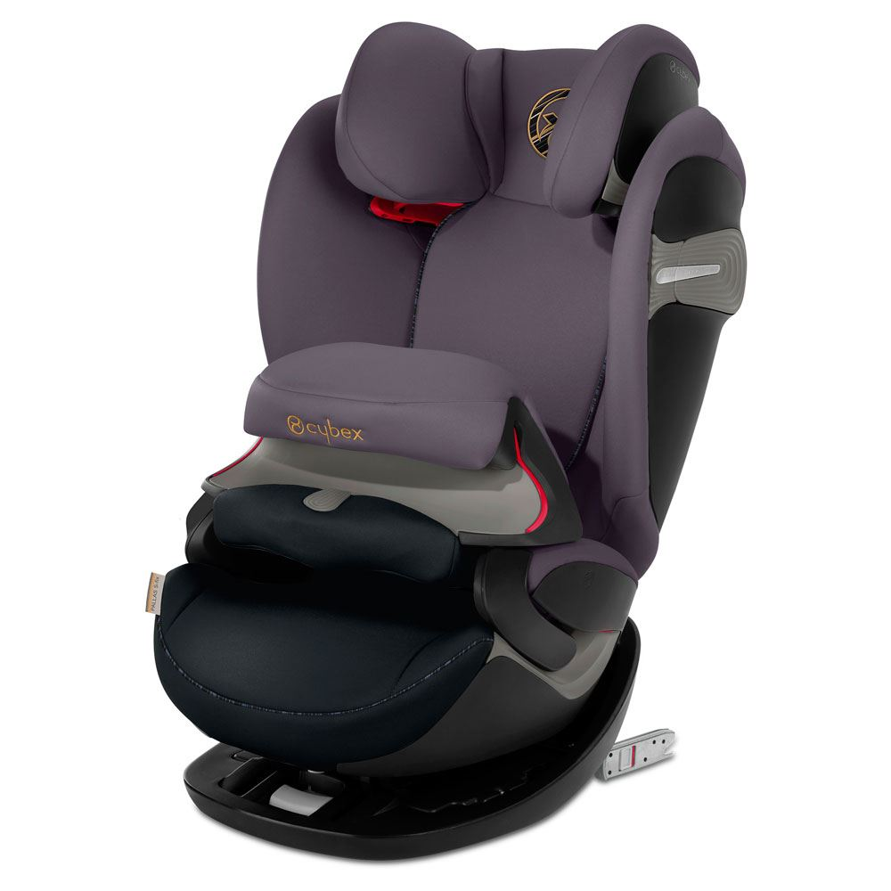 Silla de Auto Pallas S-Fix Premium black