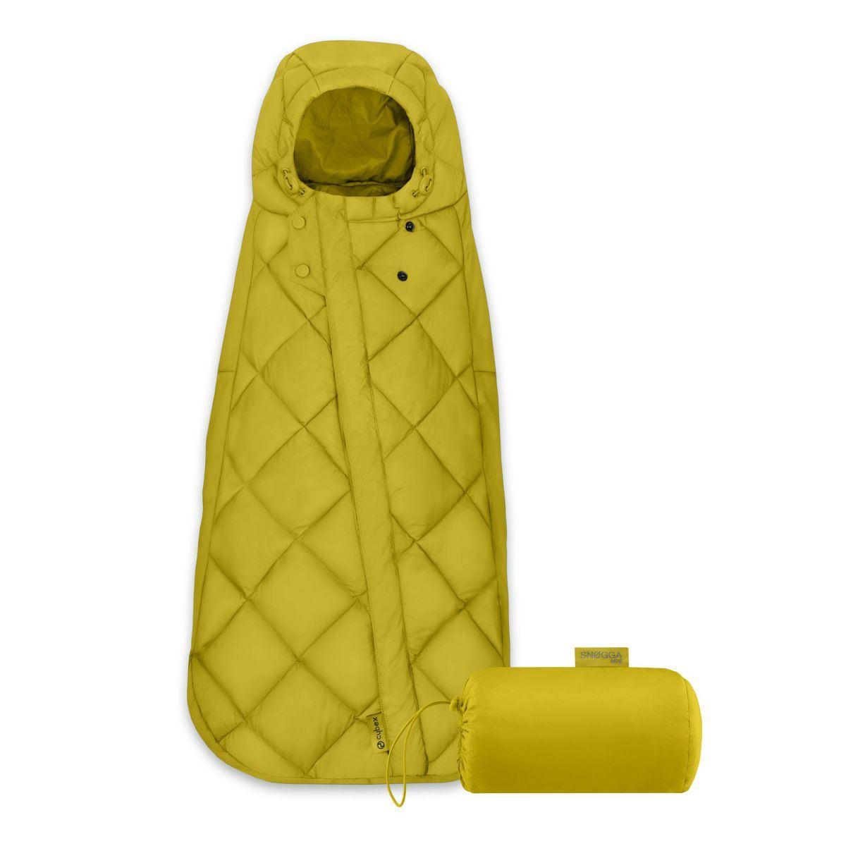Saco Cybex snogga mini Mustard Yellow