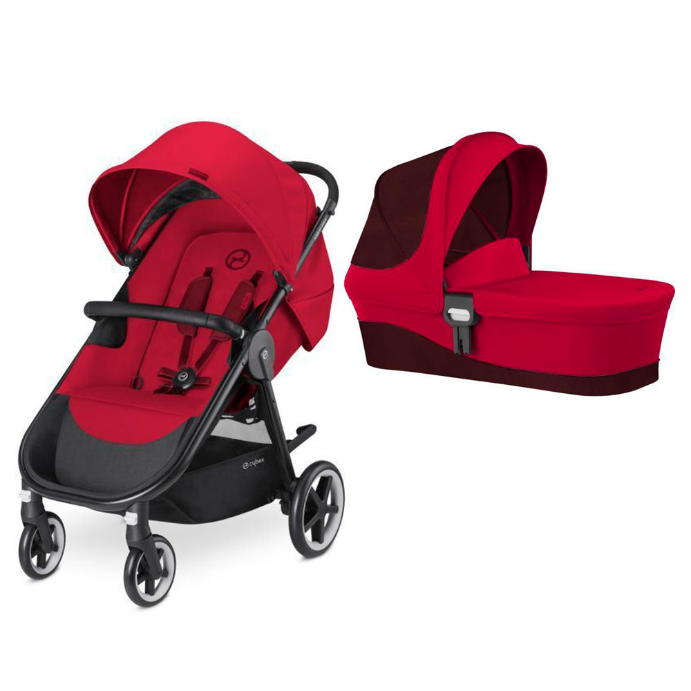Duo Agis M-Air 4 infra red Cybex