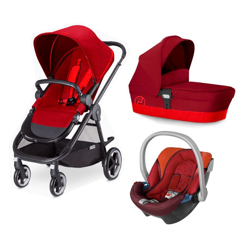 Trio Iris M-Air Hot Spicy Cybex
