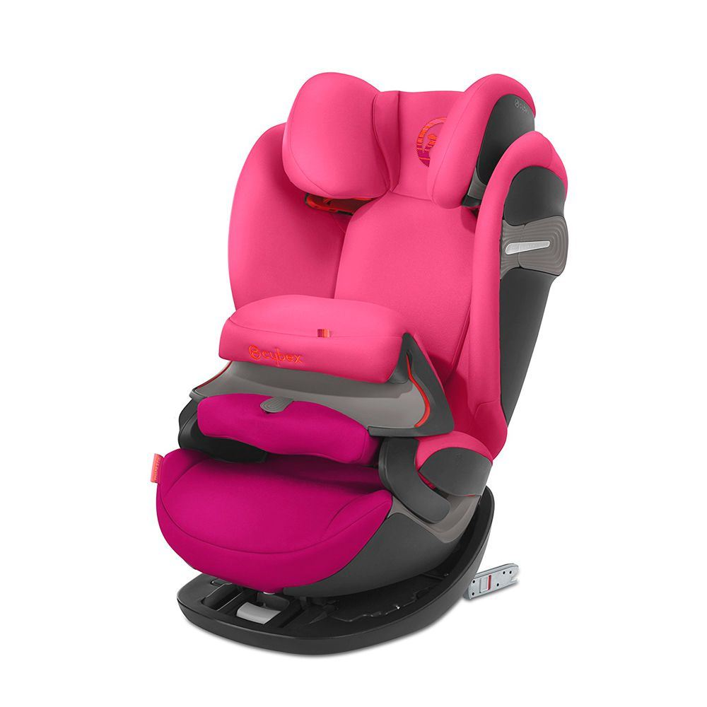 Silla de Auto Pallas S-Fix Passion Pink