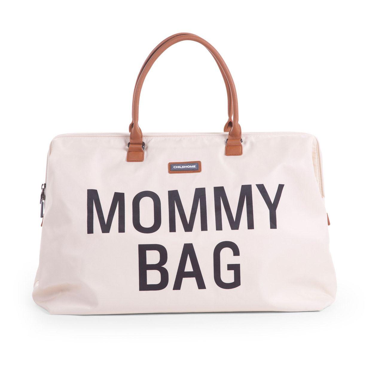 Mommy Bag - Piel - Camel