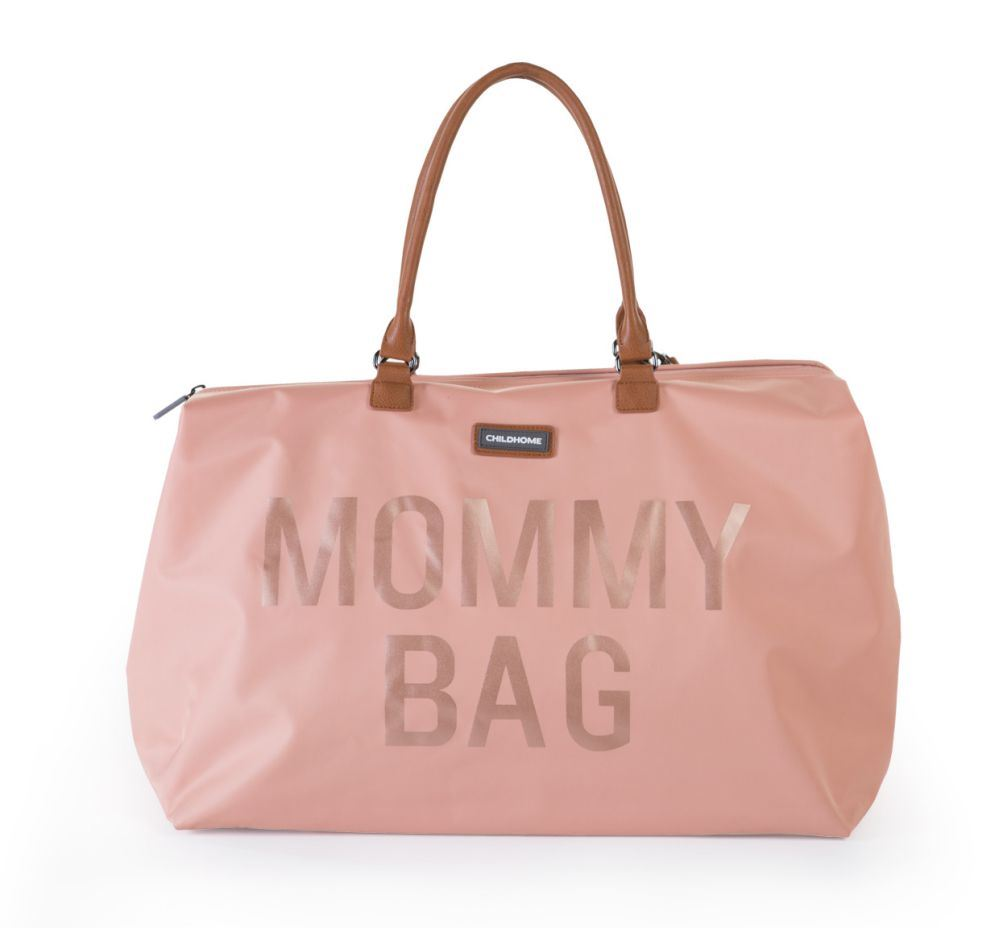 Bolso Mommy Bag Pink