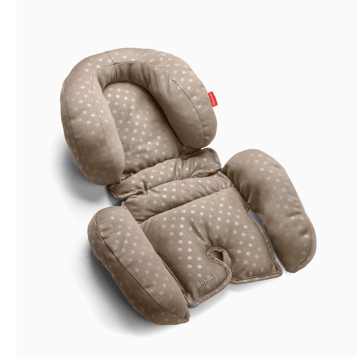 Cojín Confort Dúo Babypack Beige