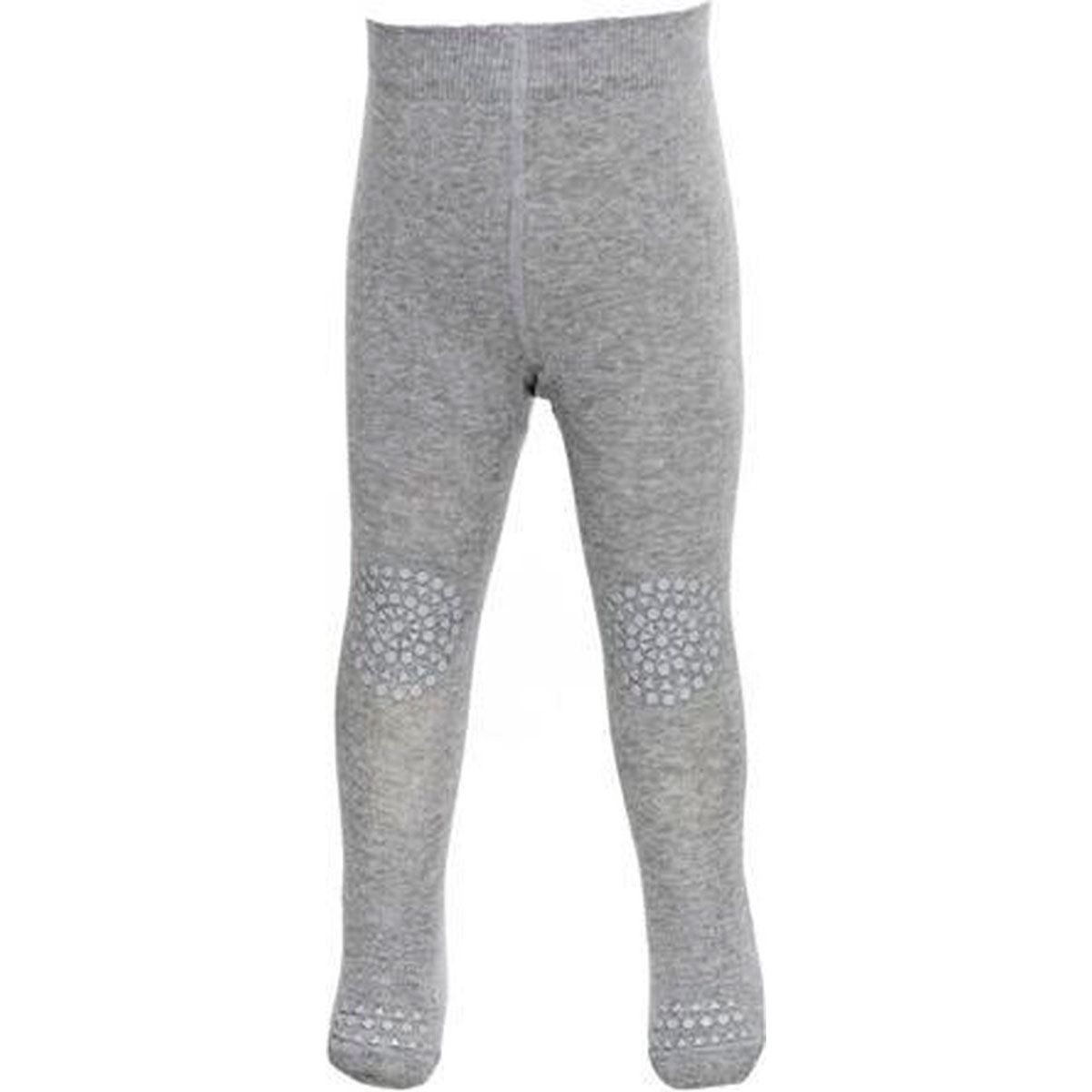 Leotardos Gateo gris 6-12m