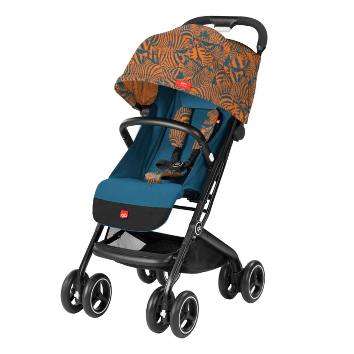 Silla de paseo Gb Qbit+ All Terrain Fashion Edition