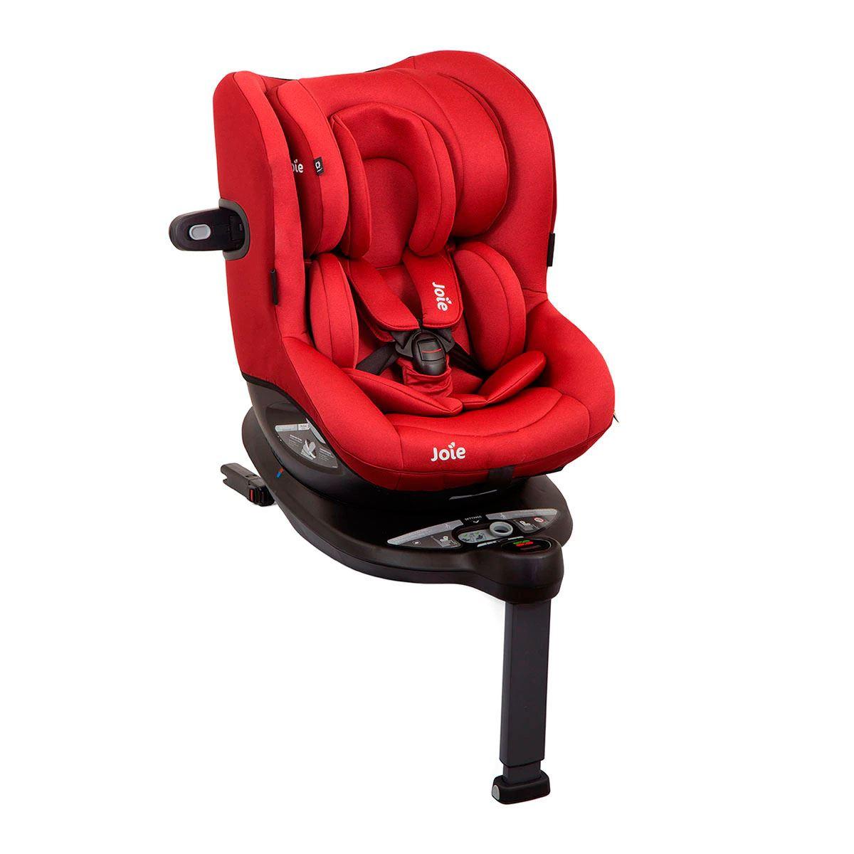 Silla Auto I-Spin 360 Merlot