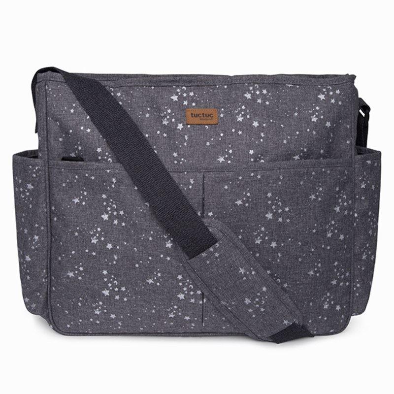 Bolso silla Gemelar weekend constellation gris tuc tuc