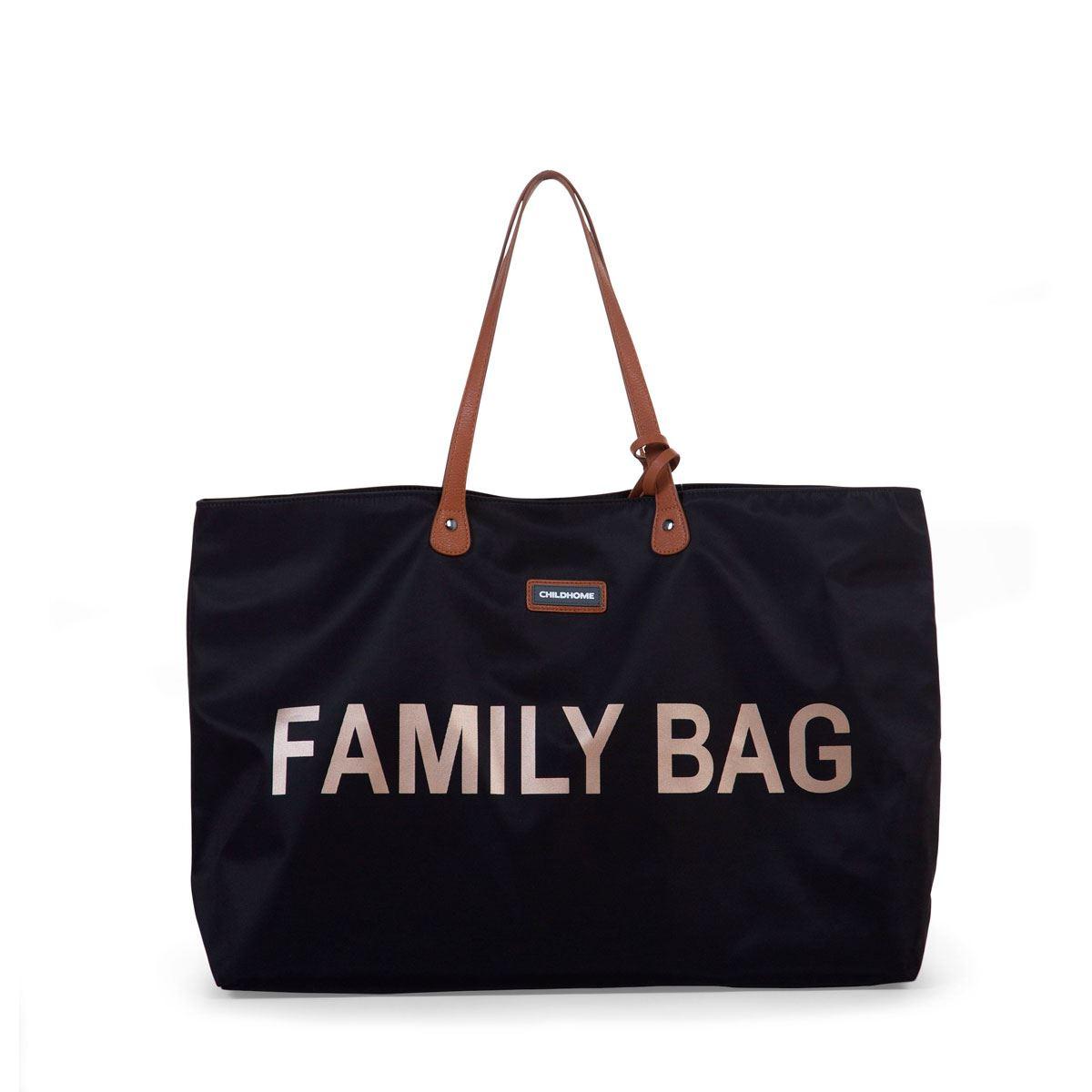 Bolso Family Bag Black