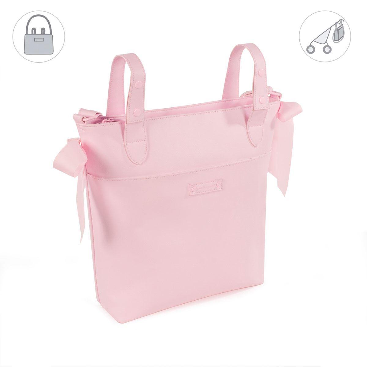 Bolsa Panera Essentials Rosa
