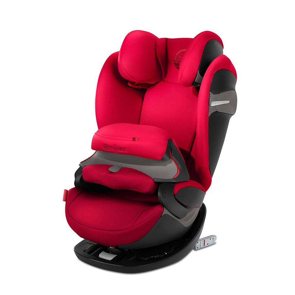 Silla de Auto Pallas S-Fix Rebel Red