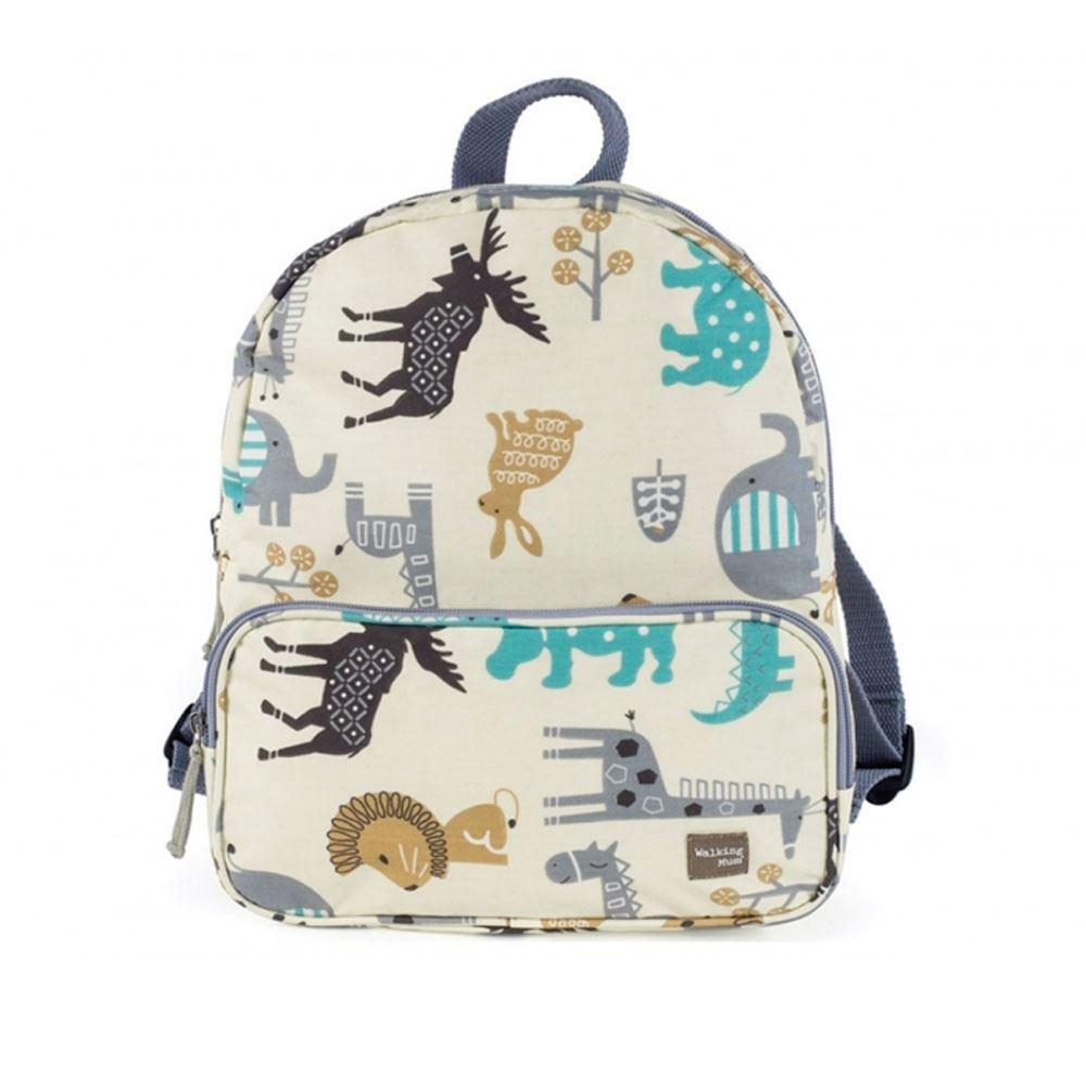 Mochila de Guardería Animales de Walking Mum