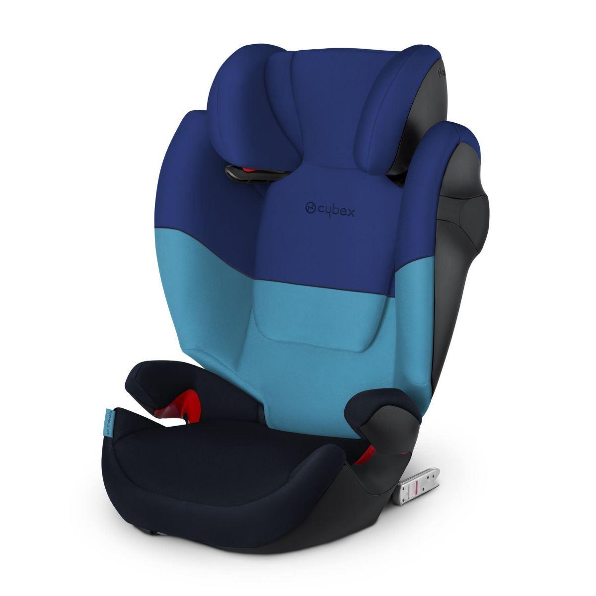 silla coche kidfix xp II Moonlight Blue Britax Romer