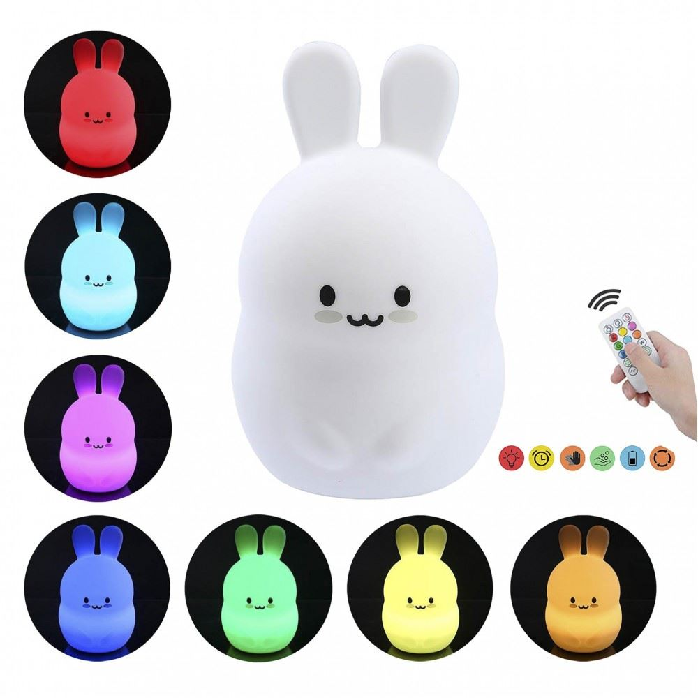 Lampara led Infantil Rabbit