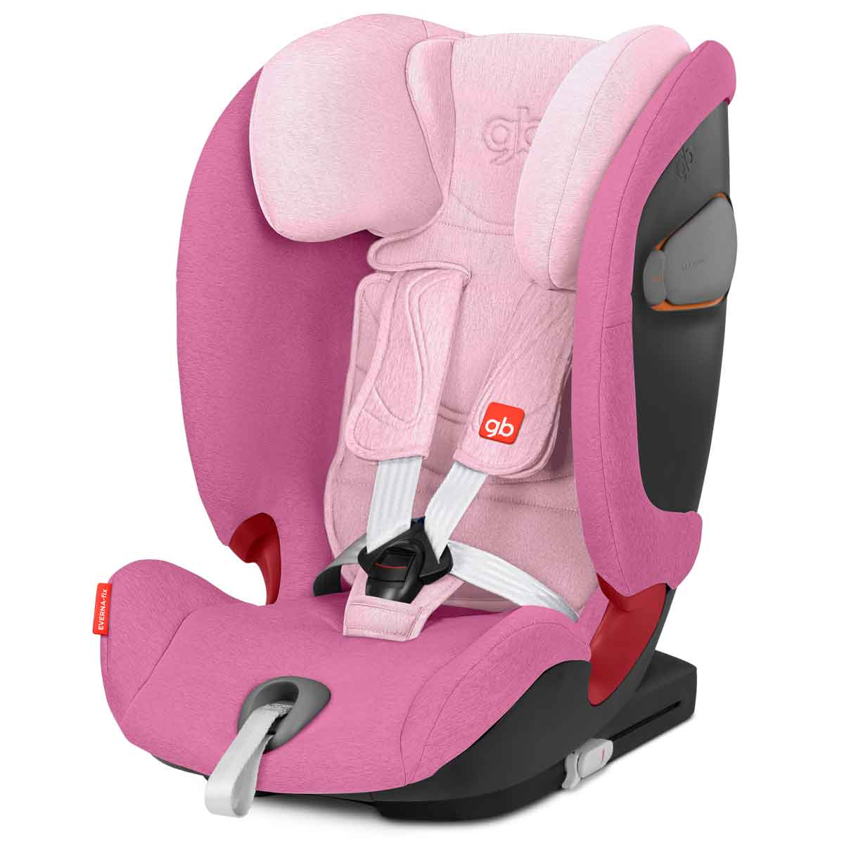 Silla de coche GB Everna fix Sweet Pink