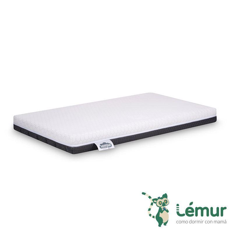 Colchon Minicuna Volana bioterm  de Lemur