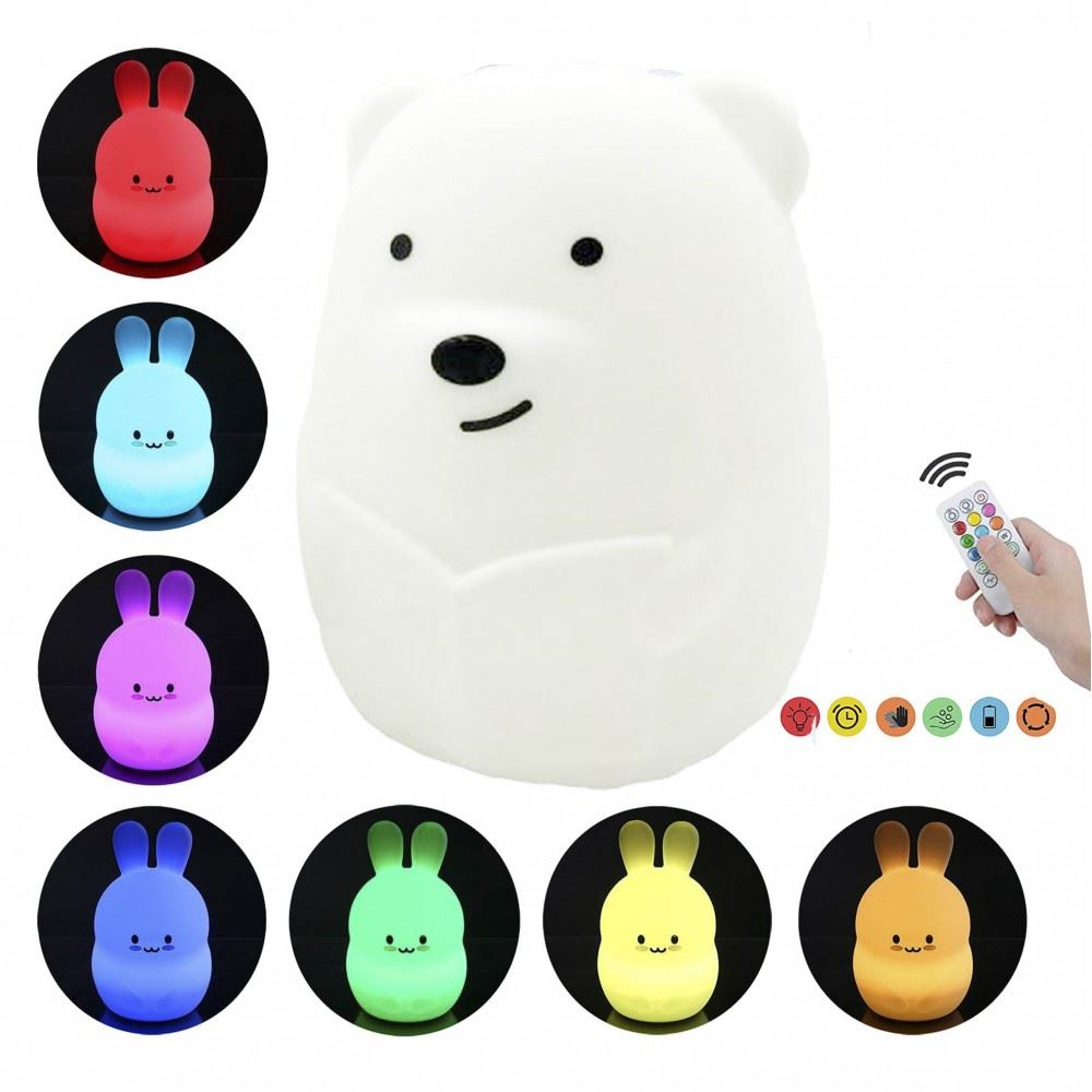 Lampara led Infantil Bear