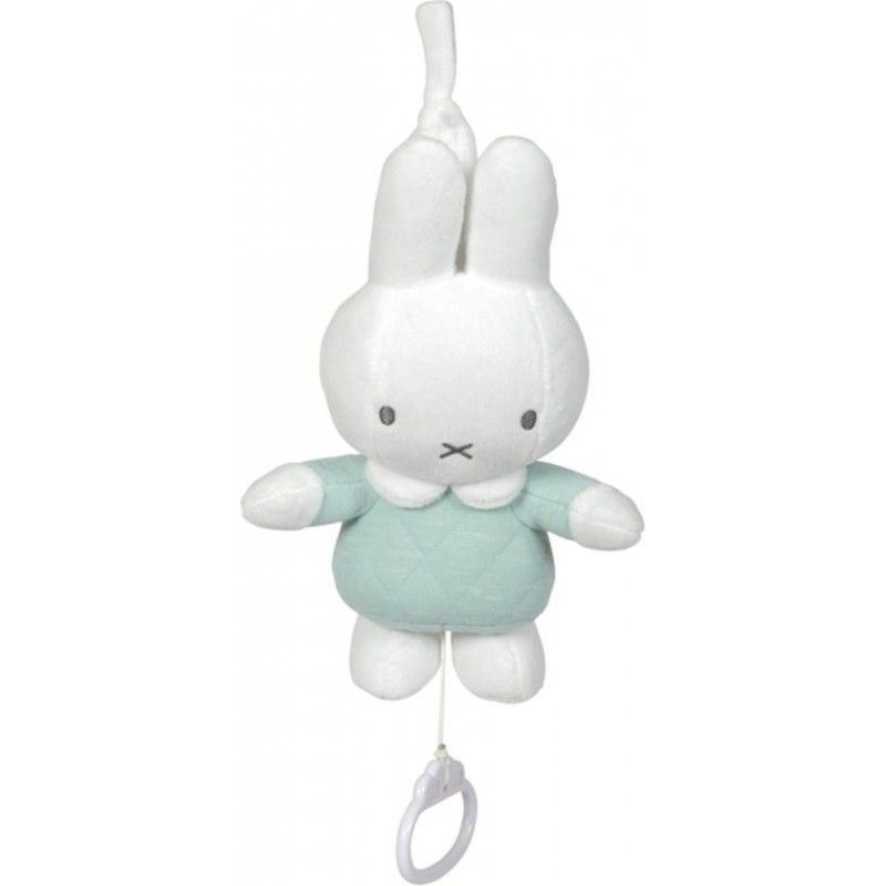 Muñeco musical Miffy safari  Mint