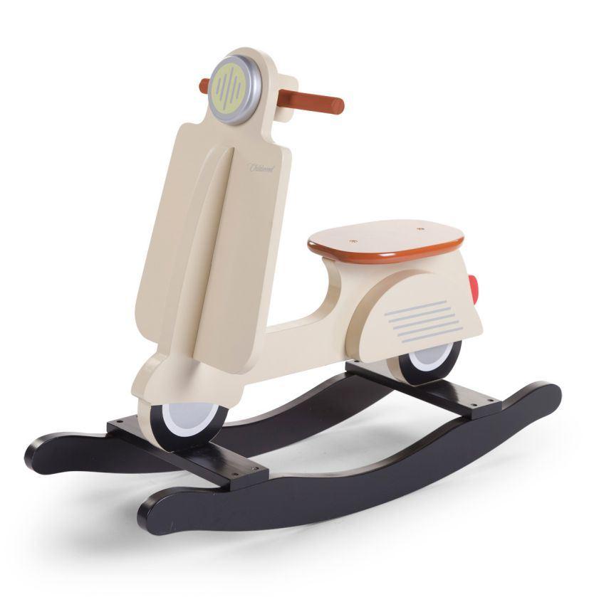 Scooter Balancín de madera Childhome