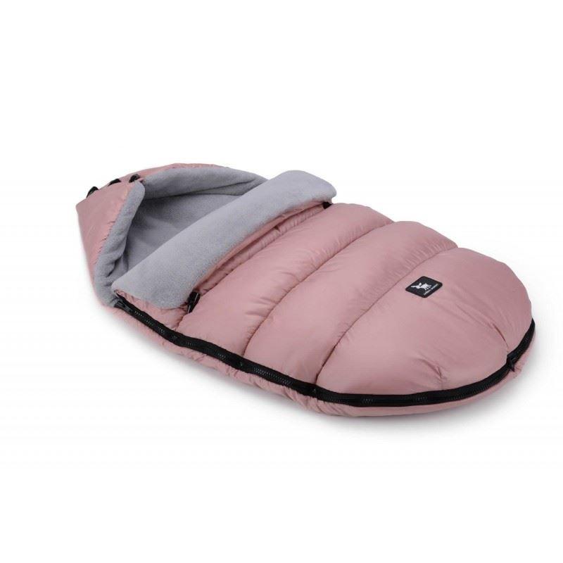 Saco Capazo Grupo 0 BabyMoose Pink CottonMoose