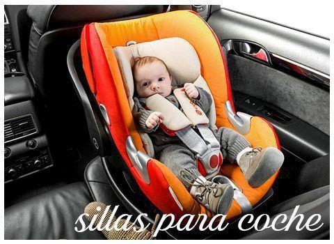 Sillas coche