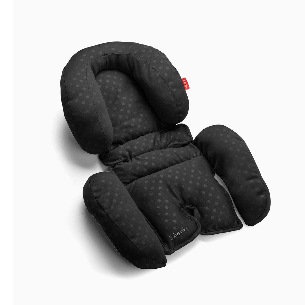 Cojín Confort Dúo Babypack Black