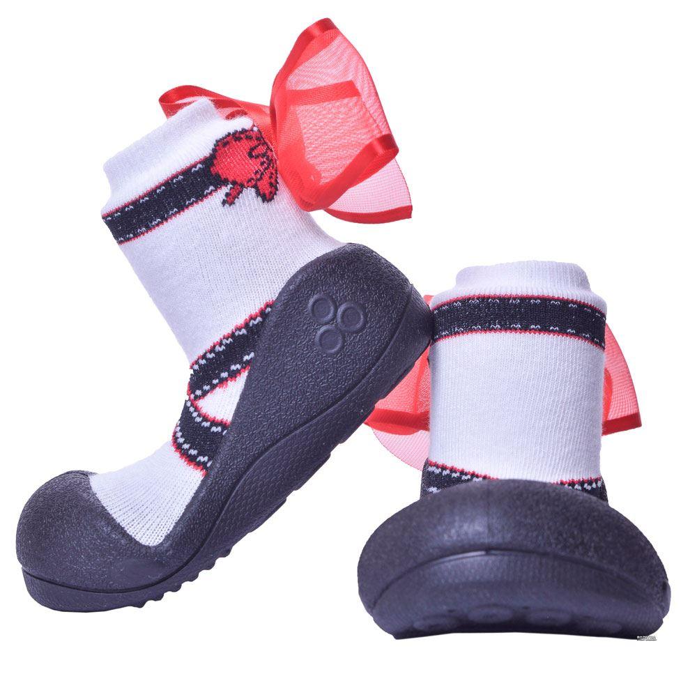 Zapatos Attipas Ballet Black M Talla 20