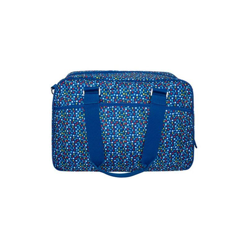 Bolsa Maternal + cambiador Traveller Azul Enjoy & Dream Tuc Tuc