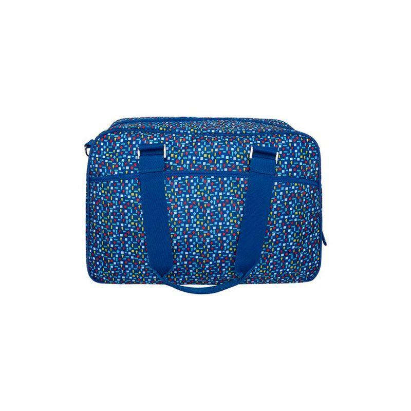 Bolsa Maternal + cambiador Traveller Azul Enjoy & Dream Tuc Tuc