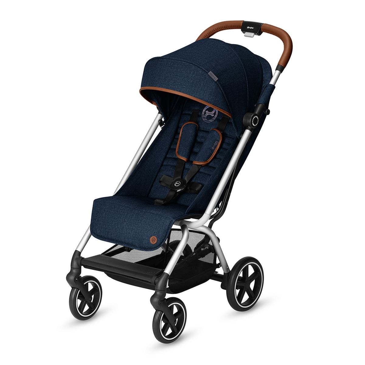 Cybex Eezy S+ Denim Edition Denim Blue