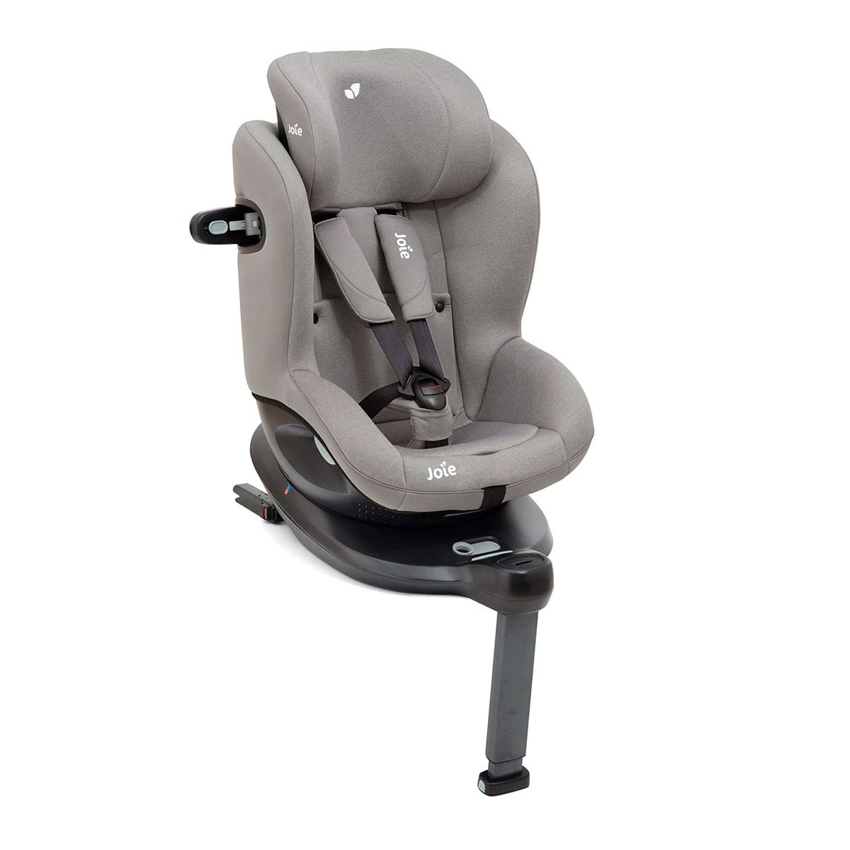 Silla Auto I-Spin 360 Gray Flannel