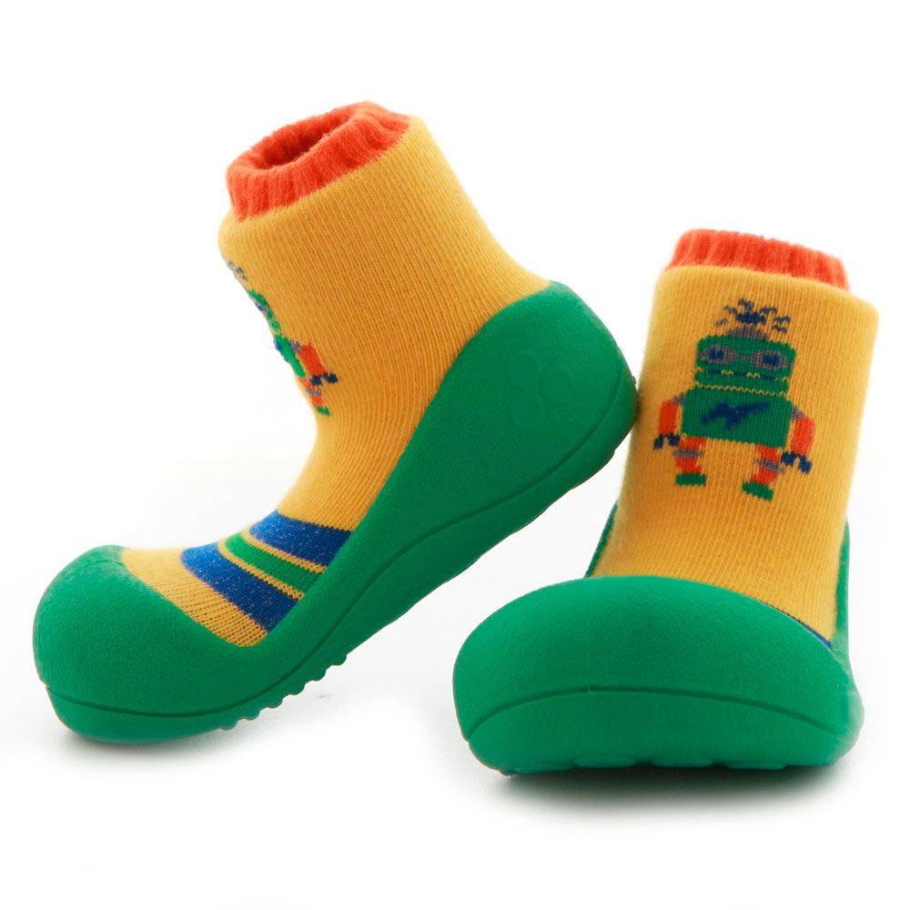 Zapatos Attipas Robot Green L Talla 21.5