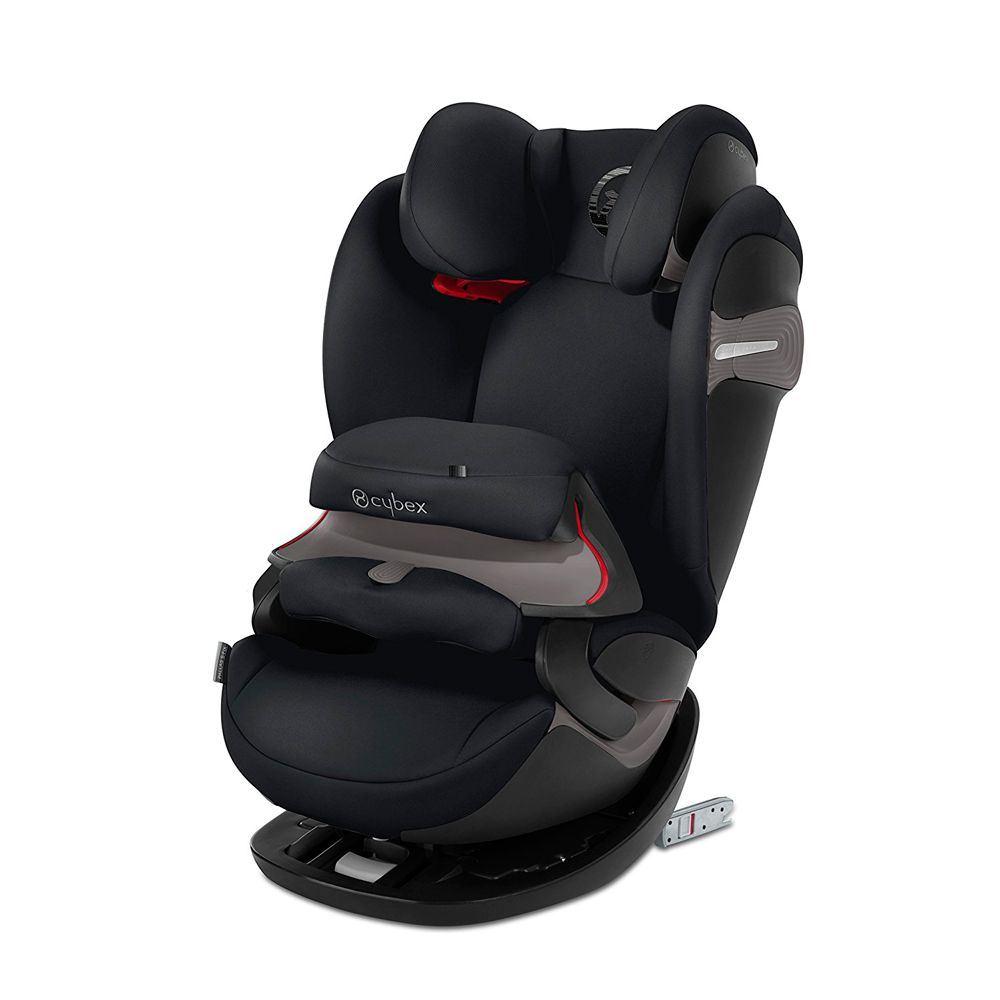 Silla de Auto Pallas S-Fix Lavastone Black