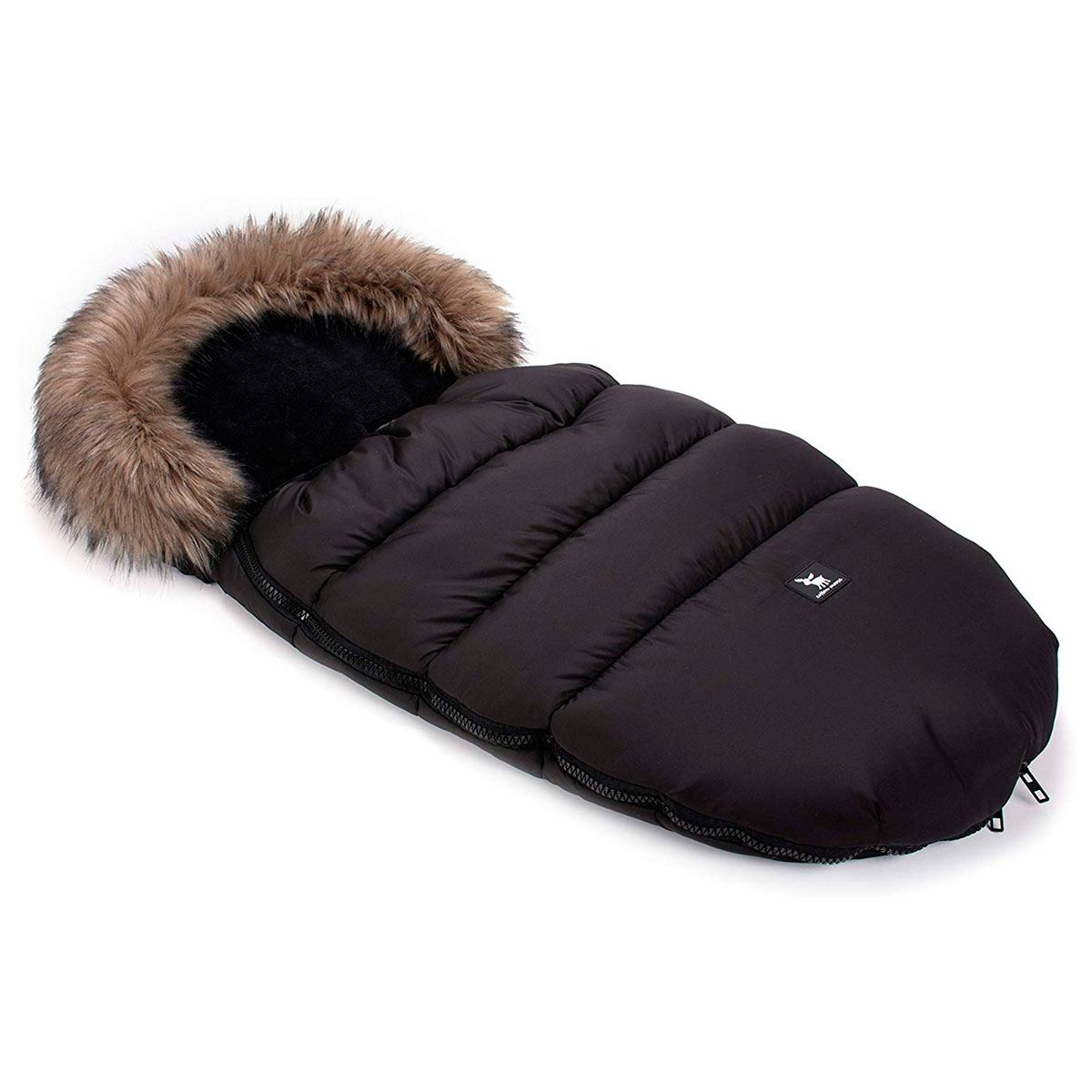 Saco Silla moose Black Cotton Moose