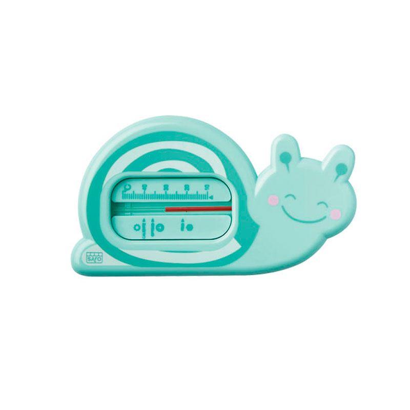 Termometro de Baño Snorkels Caracol Menta