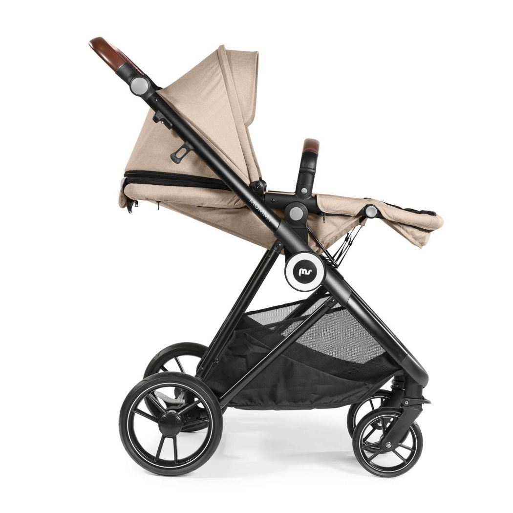 Coche mommy Beige de MS