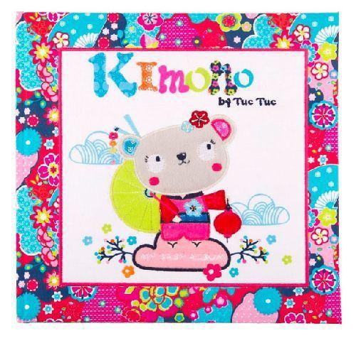 Álbum bebé kimono niña tuc tuc