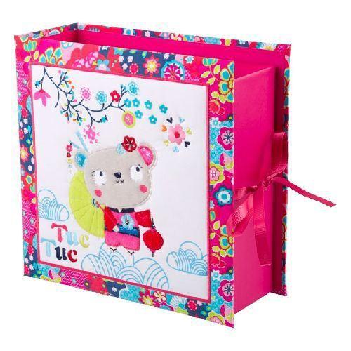 Caja de tesoros kimono niña tuc tuc