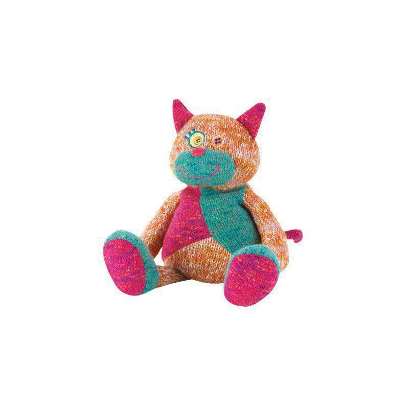 Peluche Térmico Warmies Deluxe Gatto
